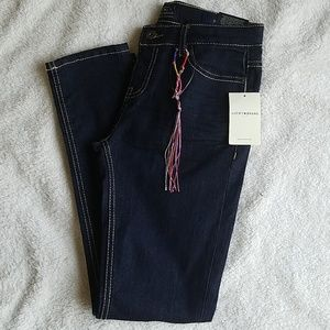 NWT Lucky Brand Zoe Skinny Jeans